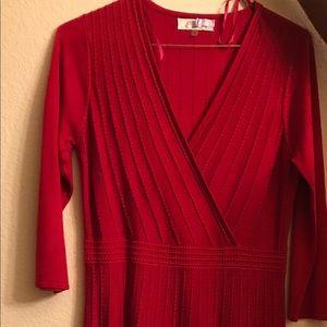 Fire Hot Red Dress